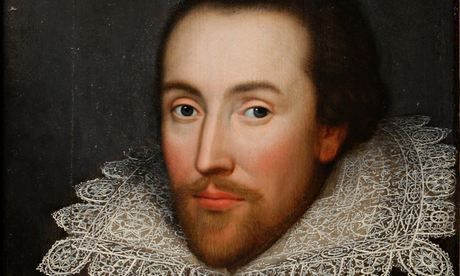 Happy 450th birthday, Will Shakespeare